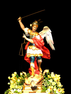 Ischia - Sant'Angelo, La festa di San Michele Arcangelo