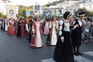 Ischia - Una grande edizione della Festa di Sant'Alessandro