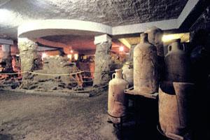 Il Museo e scavi di Santa Restituta