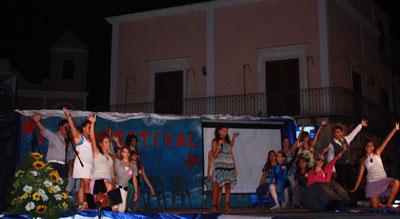 Ischia - Panza Festival 2009 foto e video della Seconda Serata