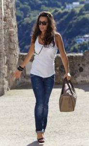 L'Ischitana Annalisa Senese testimonial di Severe Gusts Italy