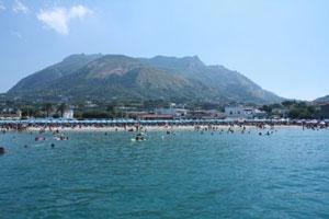 La spiaggia della Chiaia