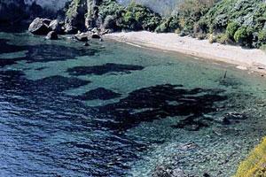 La spiaggia delle monache