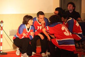 Eventi 2011 - Match d'improvvisazione teatrale - Ischia vs Sarzana
