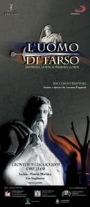 Eventi 2009 - Jobel Teatro presenta L´Uomo di Tarso ad Ischia