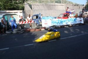 Claudio D'Abundo vince la storica Gara dei Carrocci ad Ischia