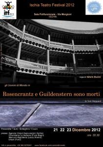 Ischia Teatro Festival - Quest WeekEnd in scena la compagnia teatrale Uomini Di Mondo