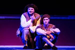 Ischia Teatro Festival - Rosencrantz e Guildenstern sono morti conclude alla grande il 2012