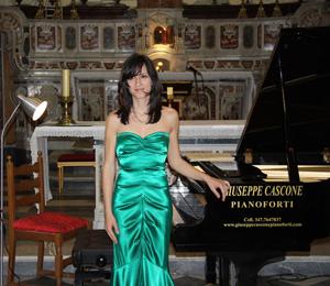 Eventi 2010 - Classica Festival Note Sul Mare - Valeria Vetruccio