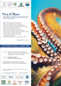 """Nel fantastico Borgo di Sant'Angelo """"Viva Il Mare"""" domenica 7 ottobre"""