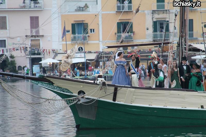 I 160 anni del porto di Ischia