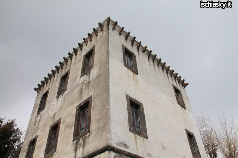 Gli Affreschi ritrovati alla Torre di Guevara
