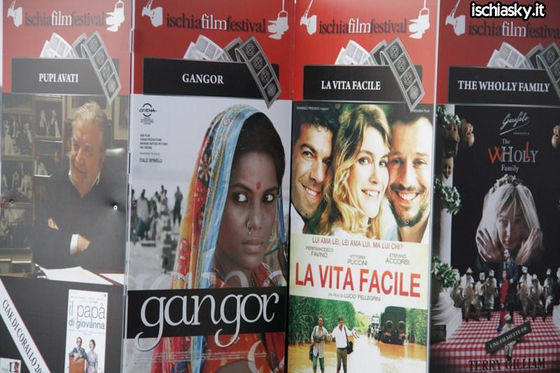 Apertura della Nona edizione dell'Ischia Film Festival