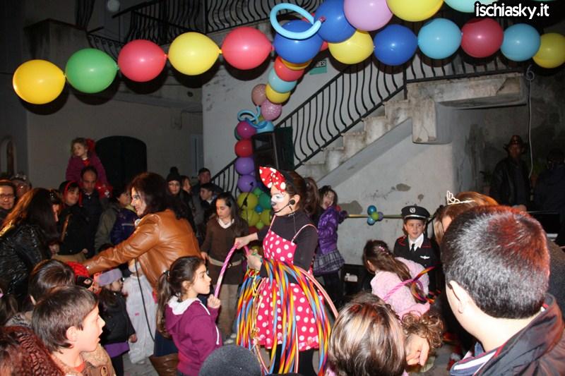 Aspettando Il Carnevale a Forio d'Ischia - 13 Febbraio