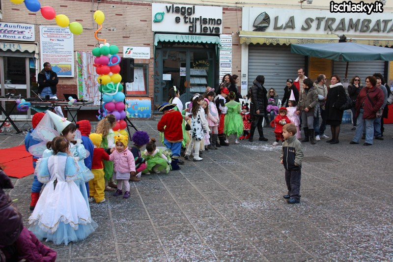 Aspettando Il Carnevale a Forio d'Ischia - 6 Febbraio