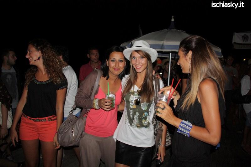 Carola Pisaturo ad Ischia