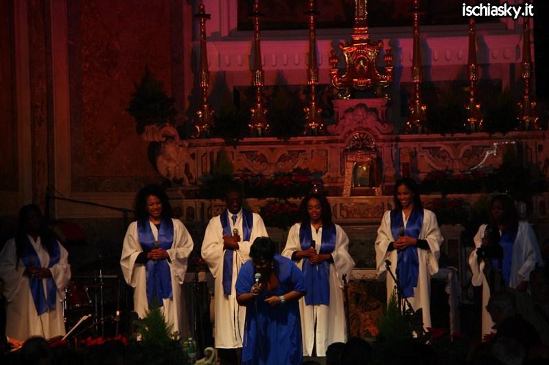 Cheryl Porter and Halleluiah Gospel Singers