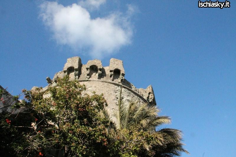 Alla scoperta della citta' turrita a Forio d'Ischia
