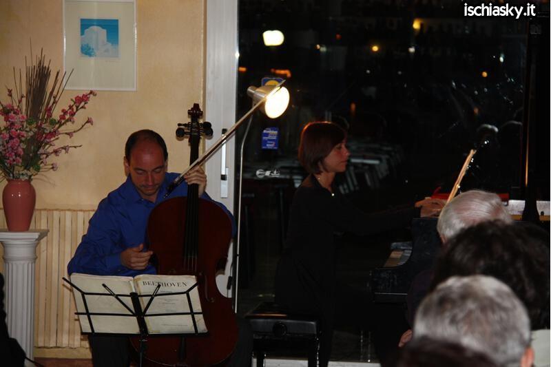 Classica Festival Note sul Mare 2010 - Duo Provenzani-Barbini
