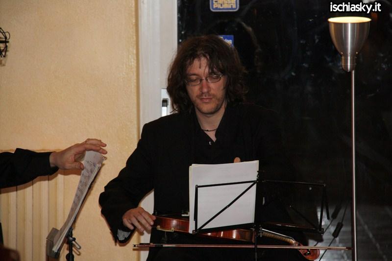 Classica Festival Note sul Mare 2010 - Il Quartetto Fanzago