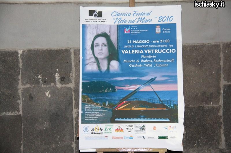 Classica Festival Note sul Mare 2010 - Valeria Vetruccio