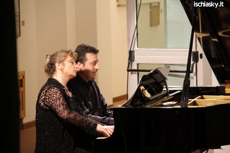 """Classica Festival """"Note sul Mare"""" 2011- Duo Pianistico di Firenze"""
