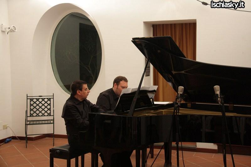 """Classica Festival """"Note sul Mare"""" 2011- Duo Sollini-Barbatano"""