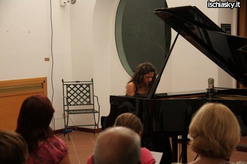 """Classica Festival """"Note sul Mare"""" 2011 - Irene Veneziano"""