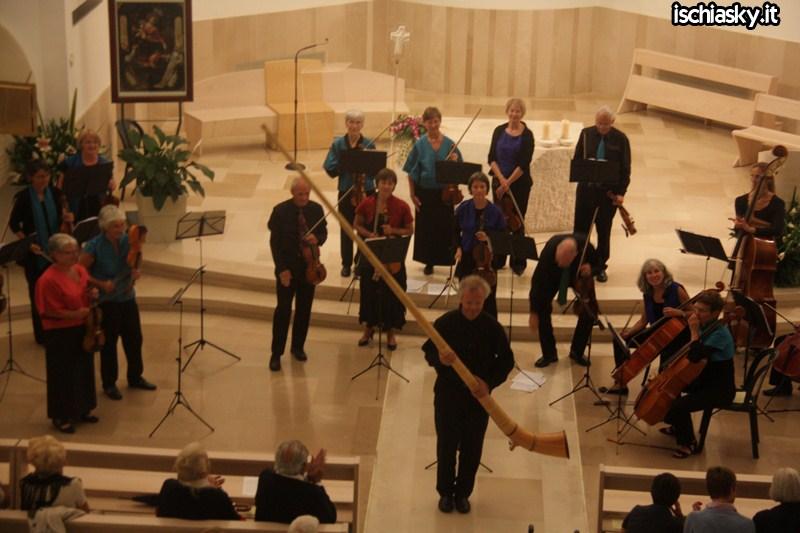 Concerto d'archi, Violini, Corno Alpino a Fiaiano