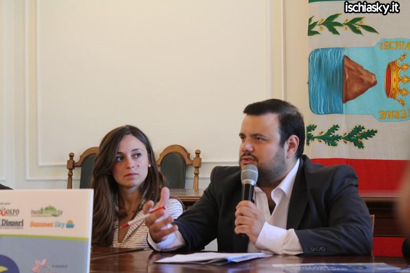 Presentazione del Premio Aenaria Città di Ischia