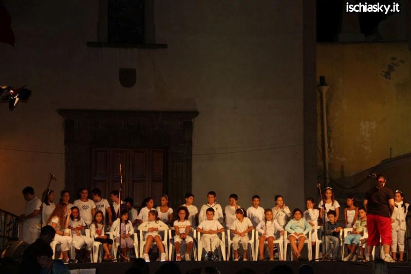 Grande Serata di Beneficenza a Forio con Gaetano Maschio