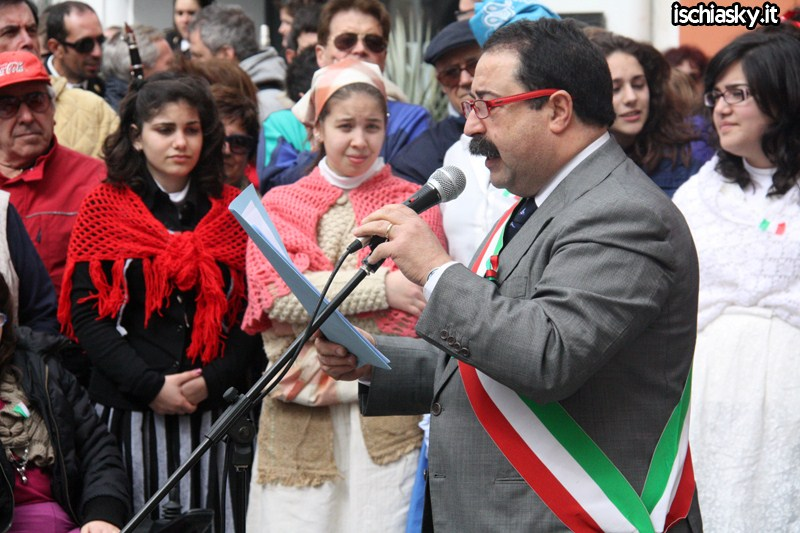I 150 Anni dell'Unità d'Italia a Forio d'Ischia