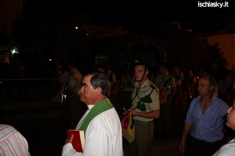 I Bersaglieri a Panza - Forio d'Ischia