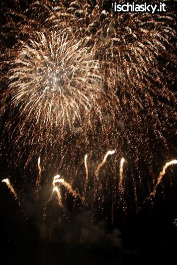 I Fuochi d'Artificio alla Festa di San Michele a Sant'Angelo