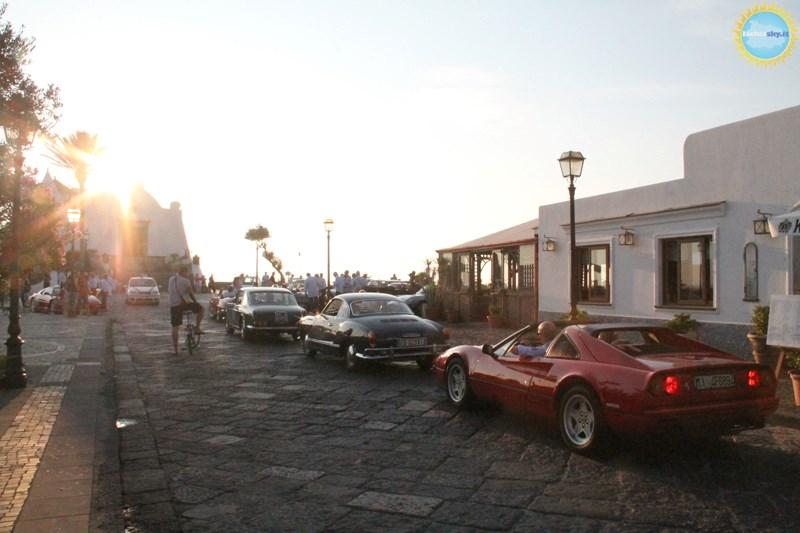 I raduni Ischia in Rosso e Triangolo d'Oro ad Ischia