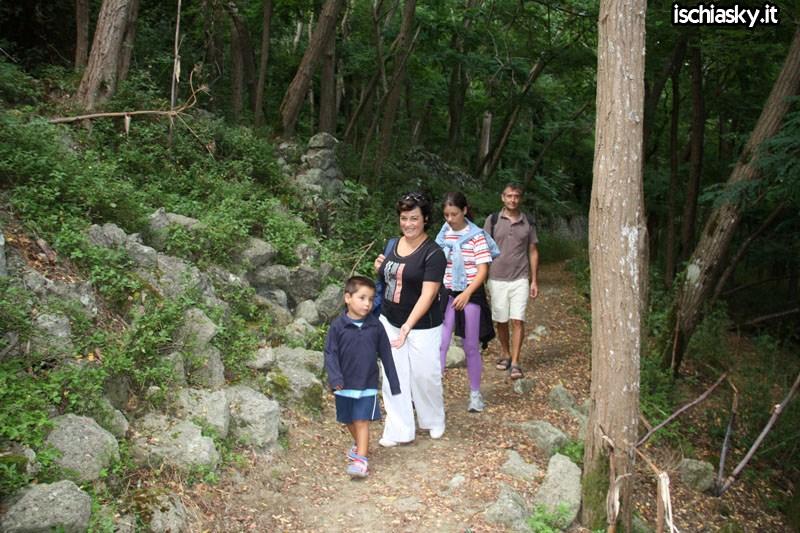 Il 15 Agosto nei boschi della Falanga 2010
