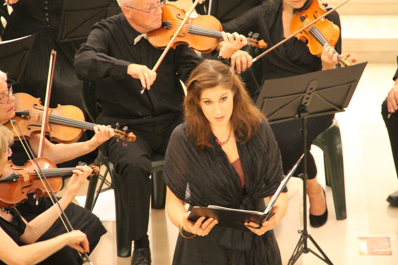Il Coro ed Orchestra d'Archi di Konolfingen in concerto a Fiaiano