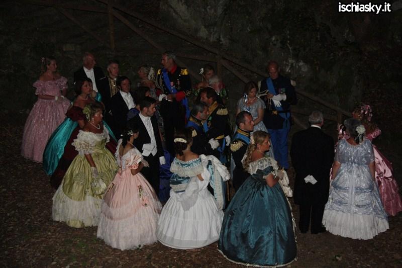 Il Gran Ballo del Gattopardo alla Villa Colombaia di Forio