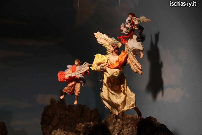 Il Presepe all'ombra del Torrione