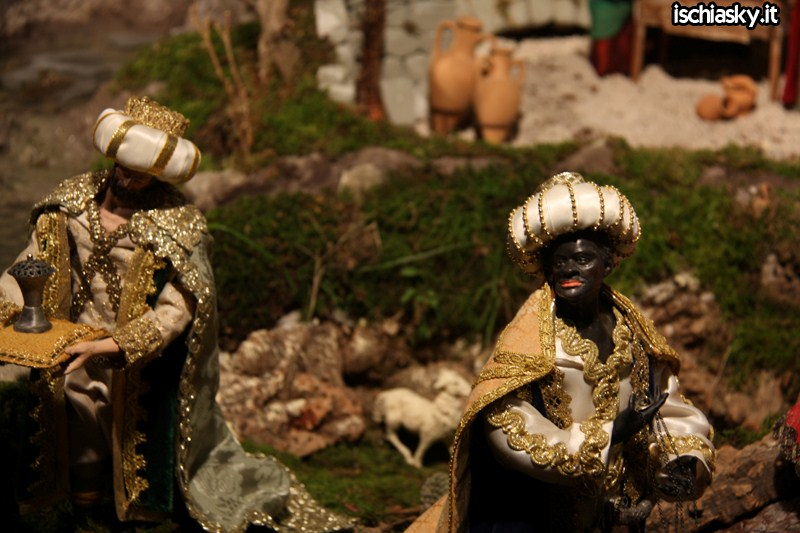 Il Presepe all'ombra del Torrione