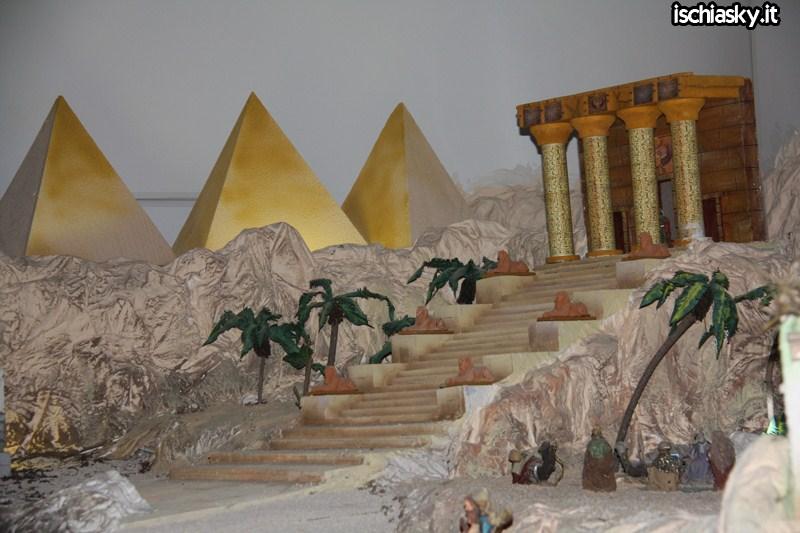 Il Presepe nella basilica di S. Maria di Loreto a Forio