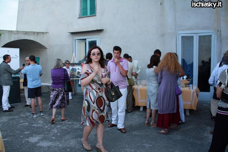 Ischia Film Festival - L?apertura della settima edizione
