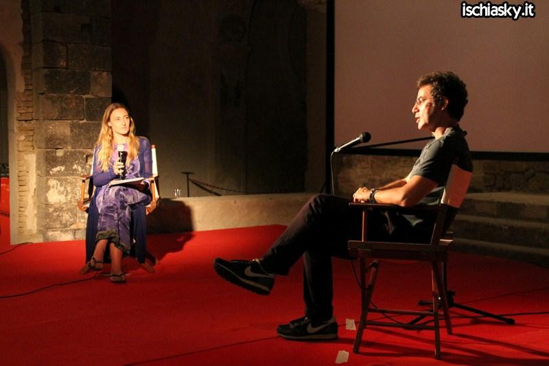 Ischia Film Festival - Incontro con Francesco Patierno
