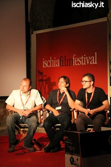 Ischia Film Festival - Introduzione al film Napoli 24