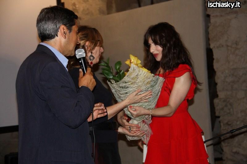 Ischia Film Festival - Lunetta Savino e Sabrina Impacciatore
