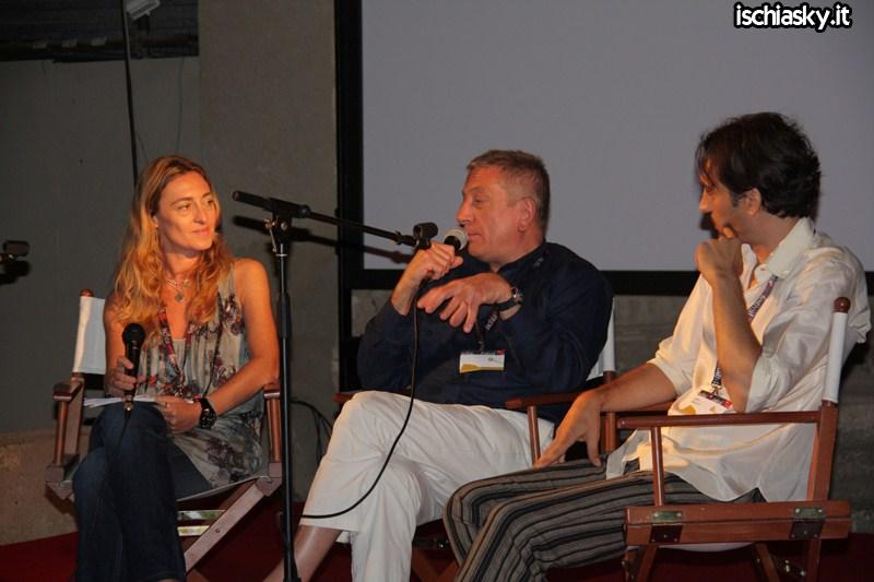 Ischia Film Festival - Parliamo di Cinema con Andrea Papini