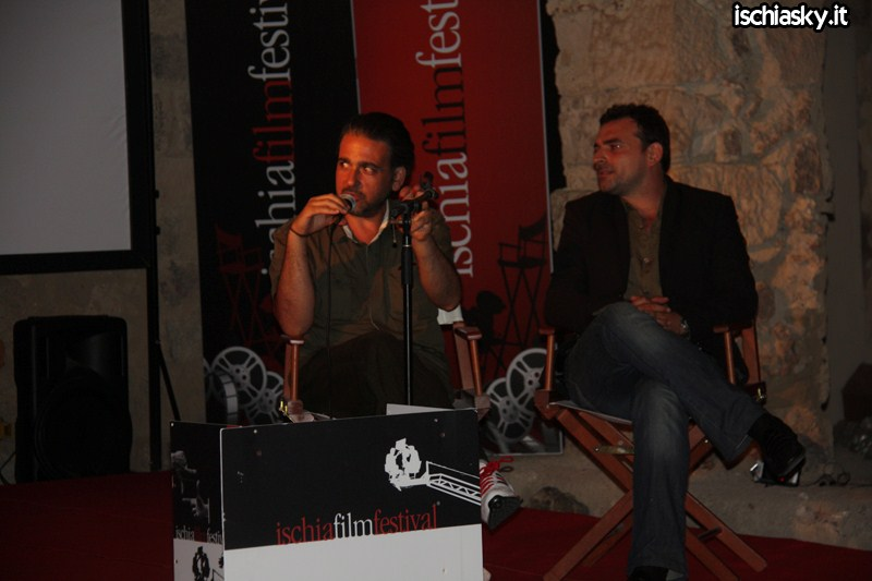 Ischia Film Festival - Parliamo di Cinema con Eugenio Cappuccio