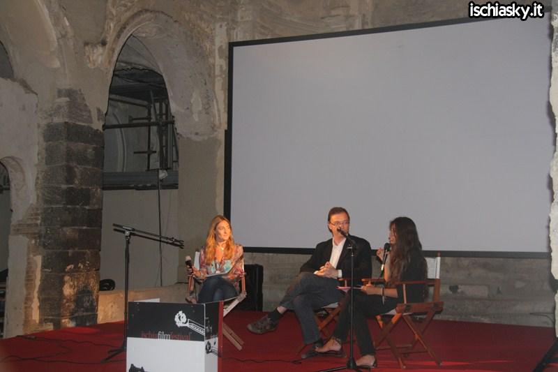 Ischia Film Festival - Parliamo di Cinema con Frédéric Sojcher