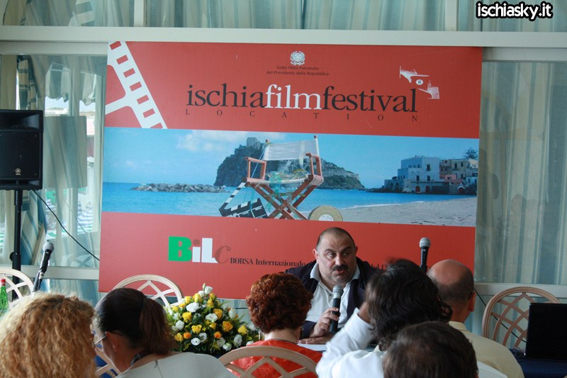 Ischia Film Festival - Settimo Convegno sul Cineturismo
