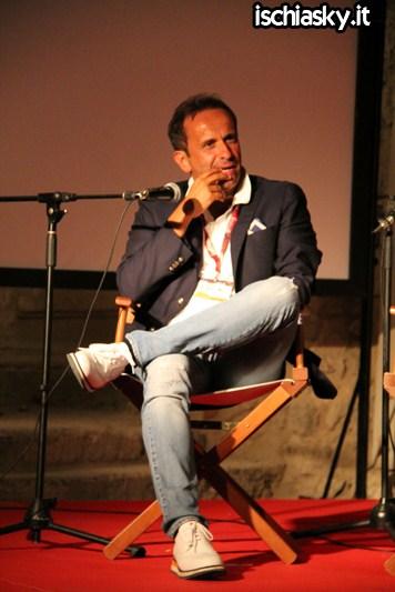 Ischia Film Festival - Uccio De Santis e Mia Benedetta